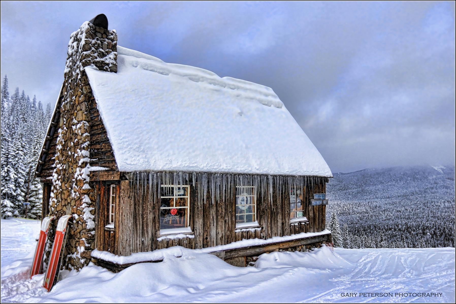 Warming Hut Mt. Hood Skibowl